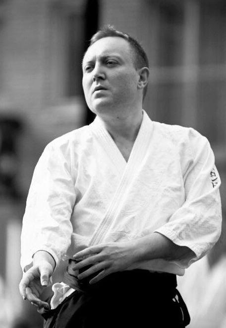 Trond Pedersen - 3. dan - Sentrum Aikido Oslo